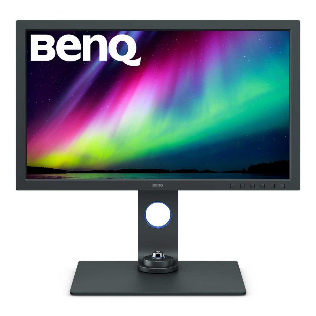 Hauptbild von BenQ SW271C - 27 Zoll - 4K - 3840x2160- hardwarekalibrierbar