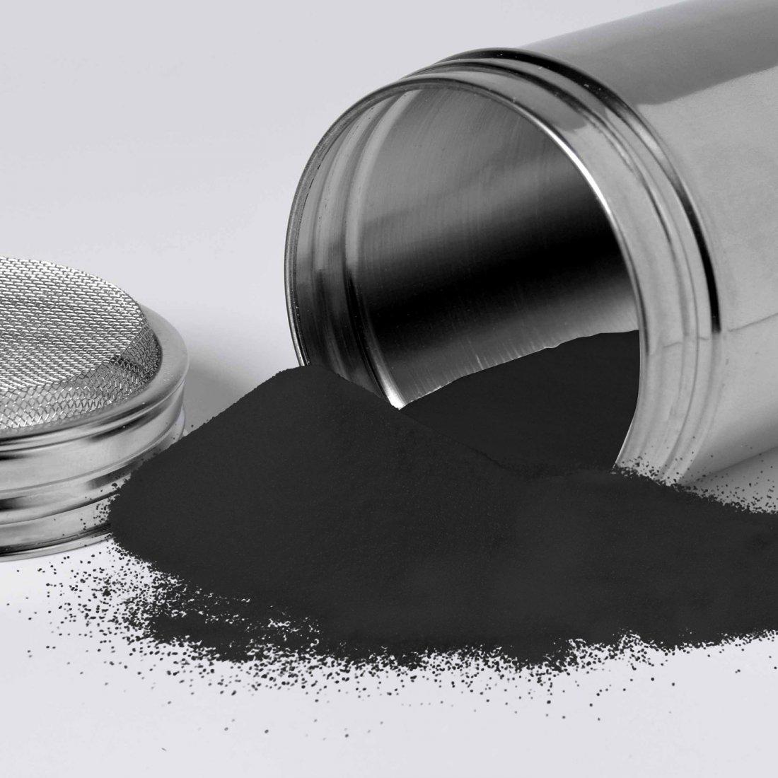 Hauptbild von ColorMatch DTF PowderGlue Black - Transferkleber