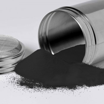 ColorMatch DTF PowderGlue Black - Transferkleber