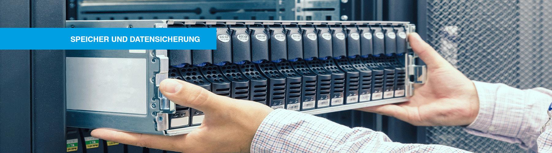 Speicher und Datensicherung />