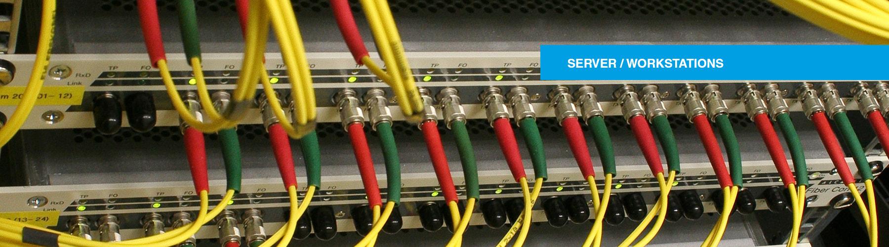 Dienstleistungen für Server und Workstation  />