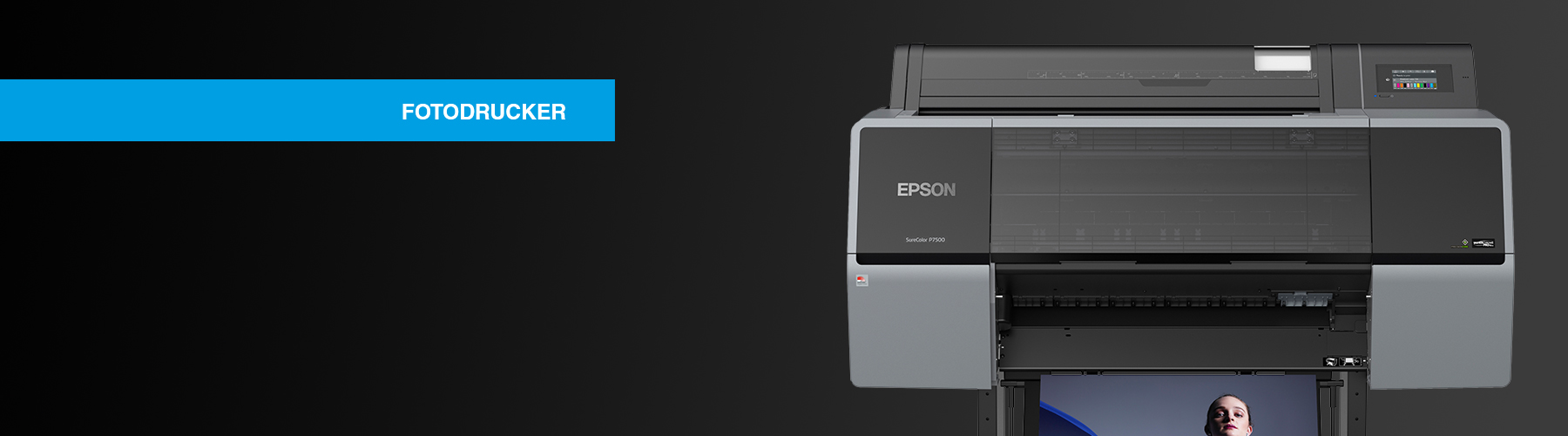 Fotodrucker von 43,2 cm bis 162 cm Druckbreite />
