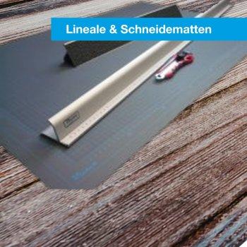 Lineale & Schneidmatten