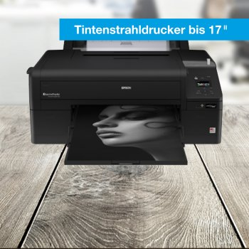 """Tintenstrahldrucker bis 17"""""""