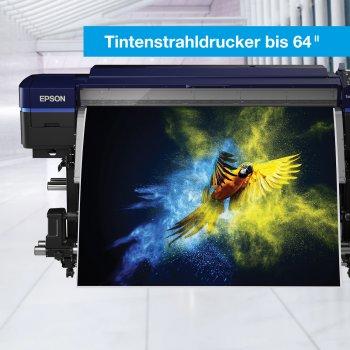"""Tintenstrahldrucker bis 64"""""""