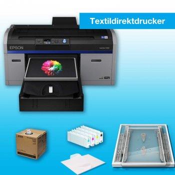 Textildirektdrucker und Bundles