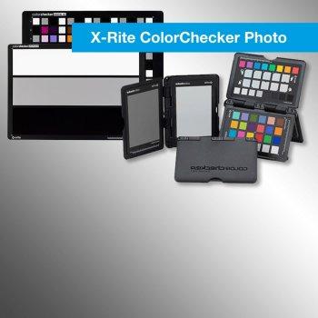 x-rite ColorChecker Photo