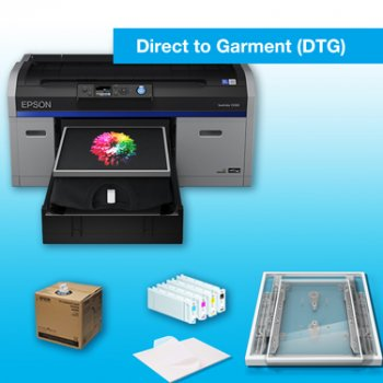 Direct to Garment (DTG)