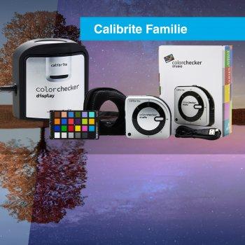 Calibrite Familie