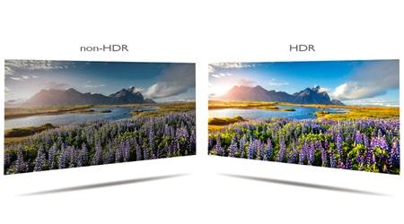 Die HDR10-Technologie von BenQ bietet bereits im Bearbeitungsprozess eine Voransicht auf Videoinhalte.
