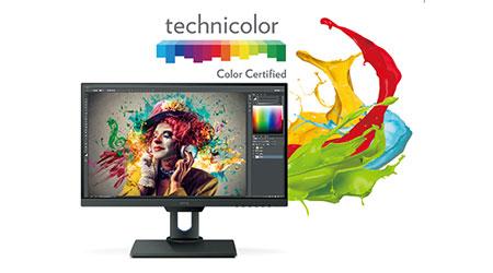 Technicolor farbzertifiziert