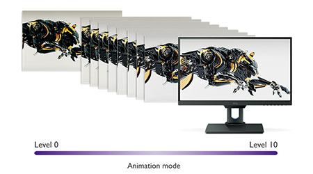 Animations Modus