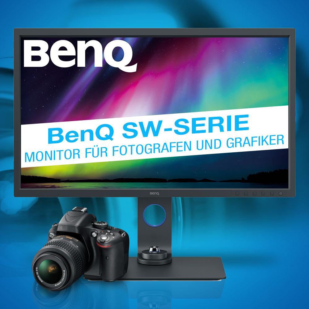 BenQ PhotoVue SW-Serie