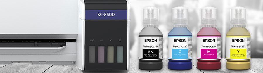 Epson SureColor SC-F500 Tinte