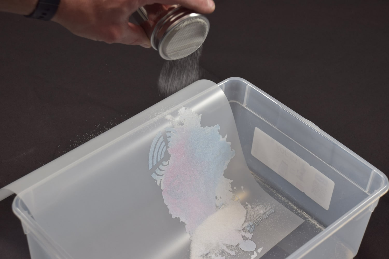 DTF Powderglue Transferkleber