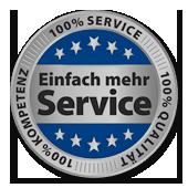 ColorMatch Service Versprechen